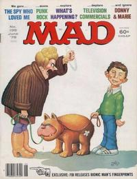 Cover Thumbnail for MAD (EC, 1952 series) #199