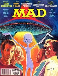 Cover Thumbnail for MAD (EC, 1952 series) #200