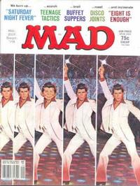 Cover Thumbnail for MAD (EC, 1952 series) #201