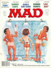 Cover Thumbnail for MAD (EC, 1952 series) #202
