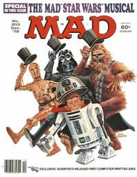 Cover Thumbnail for MAD (EC, 1952 series) #203
