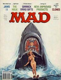 Cover Thumbnail for MAD (EC, 1952 series) #204