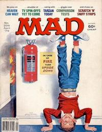 Cover Thumbnail for MAD (EC, 1952 series) #206