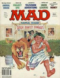 Cover Thumbnail for MAD (EC, 1952 series) #207
