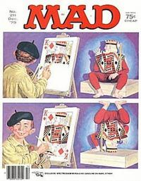 Cover Thumbnail for MAD (EC, 1952 series) #211