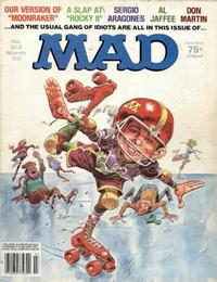 Cover for MAD (EC, 1952 series) #213