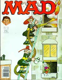 Cover Thumbnail for MAD (EC, 1952 series) #219