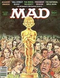 Cover Thumbnail for MAD (EC, 1952 series) #231