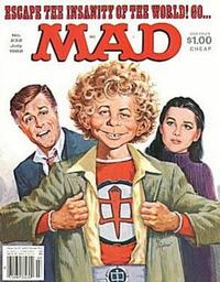 Cover Thumbnail for MAD (EC, 1952 series) #232