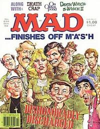 Cover Thumbnail for MAD (EC, 1952 series) #234