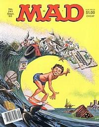 Cover Thumbnail for MAD (EC, 1952 series) #241