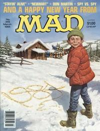 Cover Thumbnail for MAD (EC, 1952 series) #245