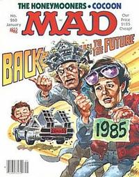 Cover Thumbnail for MAD (EC, 1952 series) #260