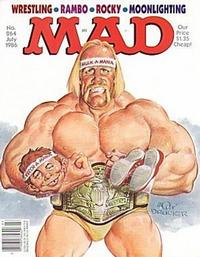 Cover Thumbnail for MAD (EC, 1952 series) #264
