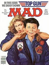 Cover Thumbnail for MAD (EC, 1952 series) #267