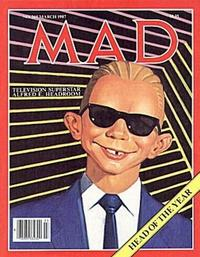 Cover for MAD (EC, 1952 series) #269