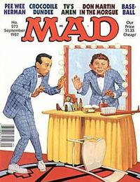 Cover Thumbnail for MAD (EC, 1952 series) #273