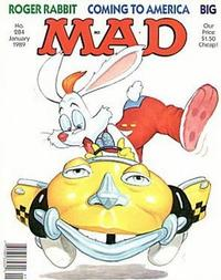 Cover Thumbnail for MAD (EC, 1952 series) #284
