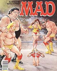 Cover Thumbnail for MAD (EC, 1952 series) #285