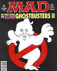 Cover Thumbnail for MAD (EC, 1952 series) #290