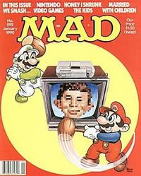 Cover for MAD (EC, 1952 series) #292