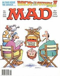 Cover for MAD (EC, 1952 series) #295