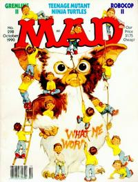 Cover Thumbnail for MAD (EC, 1952 series) #298