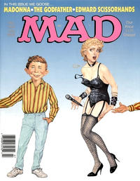 Cover Thumbnail for MAD (EC, 1952 series) #304