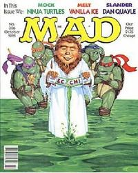 Cover Thumbnail for MAD (EC, 1952 series) #306