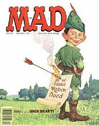 Cover Thumbnail for MAD (EC, 1952 series) #307