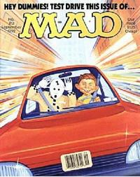 Cover Thumbnail for MAD (EC, 1952 series) #313