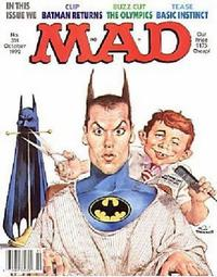 Cover Thumbnail for MAD (EC, 1952 series) #314