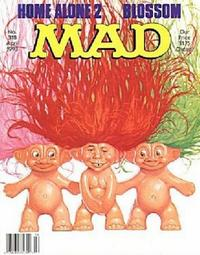 Cover Thumbnail for MAD (EC, 1952 series) #318