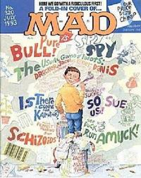 Cover Thumbnail for MAD (EC, 1952 series) #320