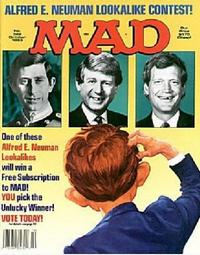 Cover Thumbnail for MAD (EC, 1952 series) #322