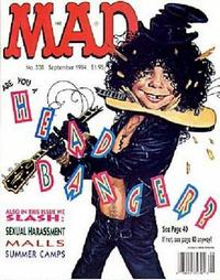 Cover Thumbnail for MAD (EC, 1952 series) #330