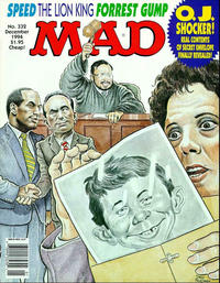 Cover Thumbnail for Mad (EC, 1952 series) #332