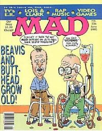 Cover Thumbnail for MAD (EC, 1952 series) #336