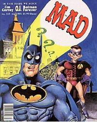 Cover Thumbnail for MAD (EC, 1952 series) #337