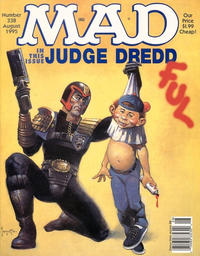 Cover Thumbnail for MAD (EC, 1952 series) #338