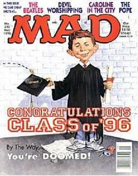 Cover Thumbnail for MAD (EC, 1952 series) #345