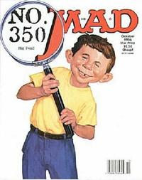 Cover Thumbnail for MAD (EC, 1952 series) #350