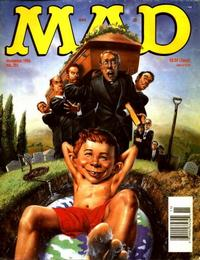 Cover Thumbnail for MAD (EC, 1952 series) #351