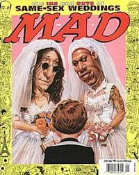 Cover Thumbnail for MAD (EC, 1952 series) #357