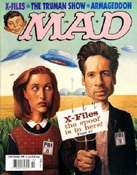 Cover Thumbnail for MAD (EC, 1952 series) #374