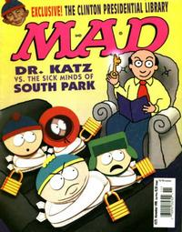 Cover Thumbnail for MAD (EC, 1952 series) #375
