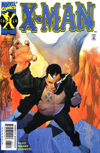 Cover Thumbnail for X-Man (Marvel, 1995 series) #65