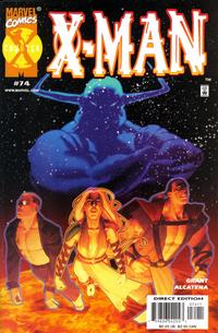 Cover Thumbnail for X-Man (Marvel, 1995 series) #74