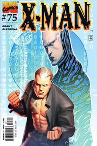 Cover Thumbnail for X-Man (Marvel, 1995 series) #75