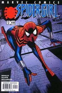 Cover Thumbnail for Spider-Girl (Marvel, 1998 series) #35